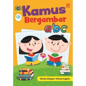 KAMUS BERGAMBAR ABC BM-BI '20
