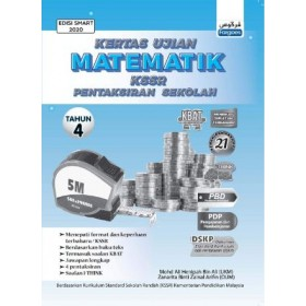 Tahun 4 Kertas Ujian Matematik