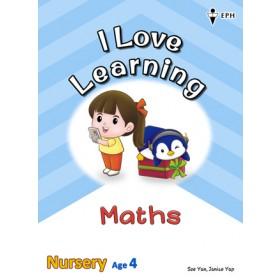 I Love Learning Maths Nursery
