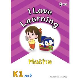 K1 I Love Learning Maths