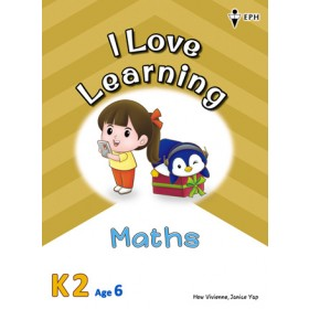 K2 I Love Learning Maths