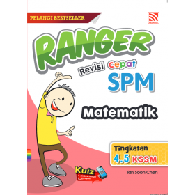 RANGER REVISI CEPAT SPM MATEMATIK