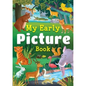 MY EARLY PICTURE WORD BOOK - GREEN