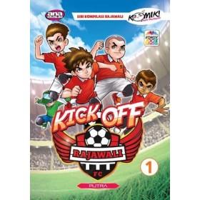 RAJAWALI FC 1: KICK OFF