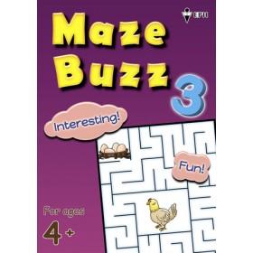 Maze Buzz - Book 3