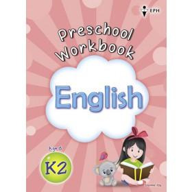 K2 Buku Kerja Prasekolah English
