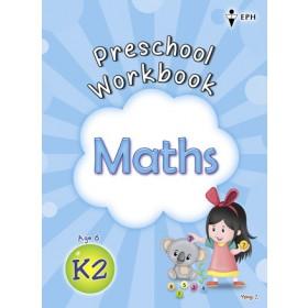 K2 Buku Kerja Prasekolah Mathematic