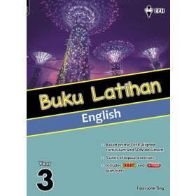 Tahun 3 Buku Latihan English