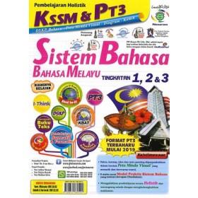 TINGKATAN 1-3 PEMBELAJARAN HOLISTIK KSSM & PT3 SISTEM BAHASA