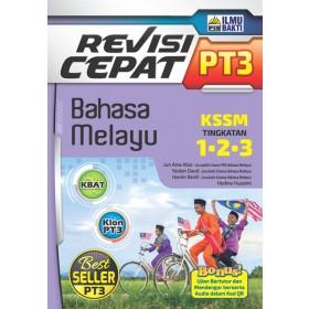 TINGKATAN 1-3 REVISI CEPAT PT3 BAHASA MELAYU