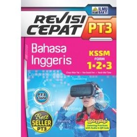 TINGKATAN 1-3 REVISI CEPAT PT3 BAHASA INGGERIS