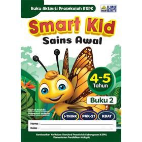 SMART KID SAINS AWAL BUKU 2(4-5 TAHUN)