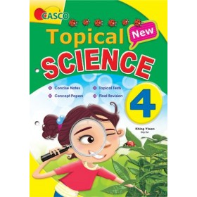 P4 New Topical Science