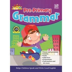 PRE-PRIMARY BRIGHT KIDS BOOKS - GRAMMAR