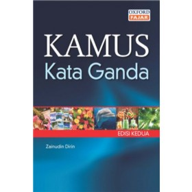 KAMUS KATA GANDA (SECOND EDITION)