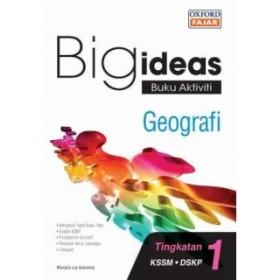 TINGKATAN 1 BIG IDEAS BUKU AKTIVITI GEOGRAFI
