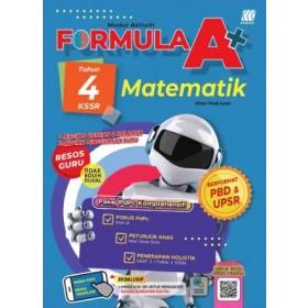 Tahun 4 Modul Aktiviti Formula A+ Matematik