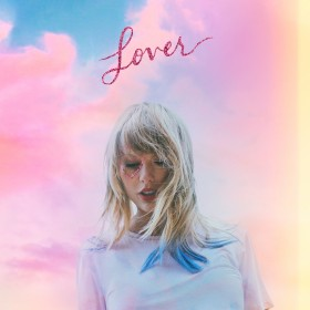Taylor Swift New album - Lover (Standard CD)