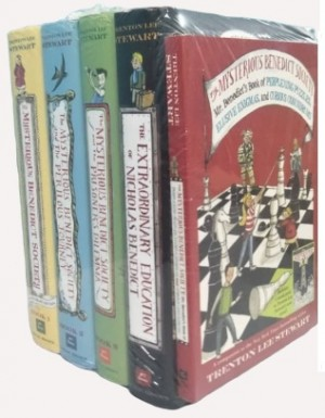 C-MYSTERIOUS BENEDICT SOCIETY COLLECTION