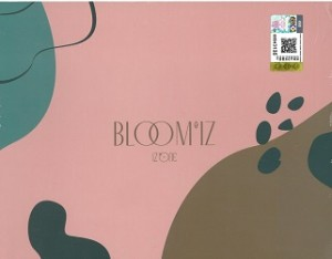 IZ*ONE  1ST ALBUM: BLOOM*IZ (I AM VER)