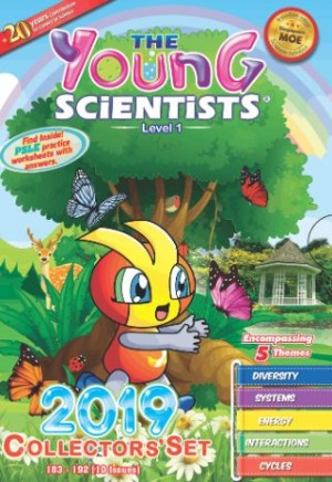 2019 YOUNG SCIENTISTS BOX SET LEVEL 1