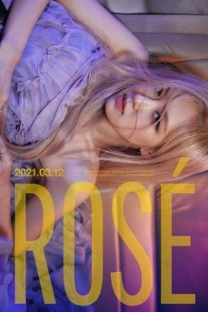 ROSÉ First Single Album -R-