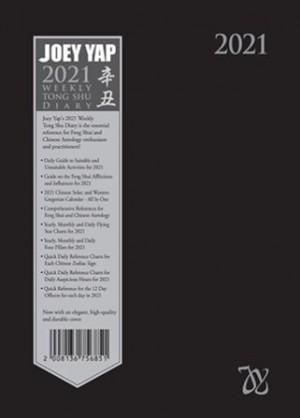 WEEKLY TONG SHU DIARY 2021