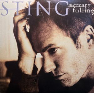 MERCURY FALLING -STING (LP)