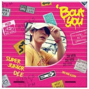 Super Junior - Bout You (2nd Mini Album) - Donghae