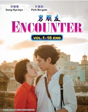 男朋友 ENCOUNTER (4DVD)