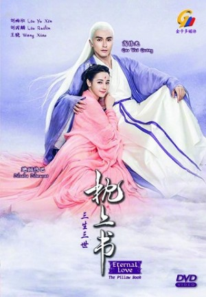 三生三世枕上书 ETERNAL LOVE,PILLOW BOOK (13DVD)