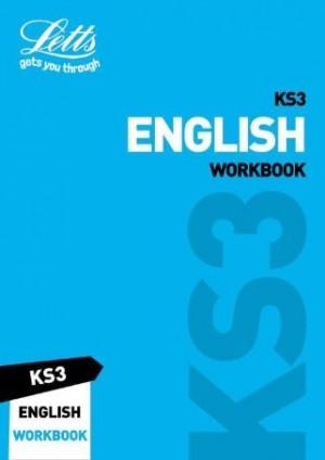 KS3 Letts English Workbook