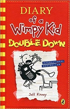 DIARY WIMPY KID #11: DOUBLE DOWN