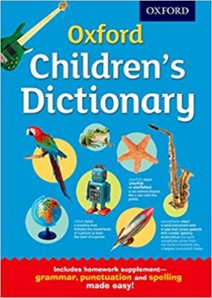 OXF CHILDREN'S DICTIONARY 4ED 2015