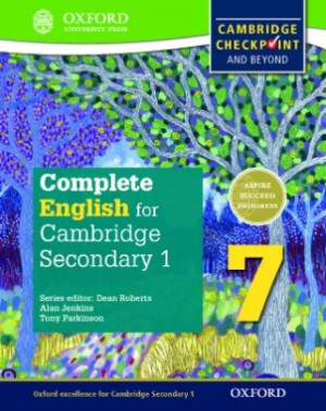 Student Book 7 Complete English for Cambridge Lower Secondary