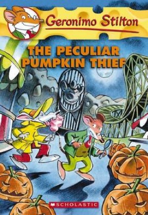 GS 42: THE PECULIAR PUMPKIN THIEF