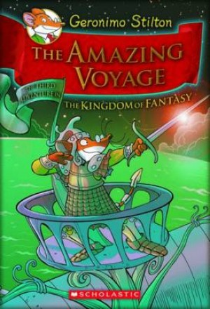 GS THE KINGDOM OF FANTASY 03: THE AMAZING VOYAGE (HC)