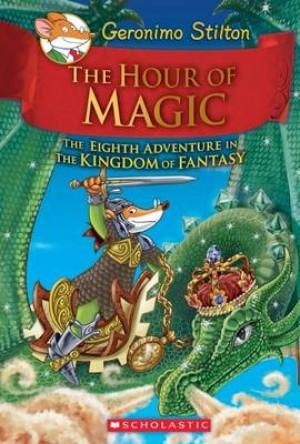 GS THE KINGDOM OF FANTASY 08: HOUR OF MAGIC (HC)