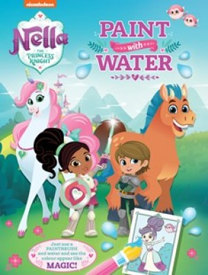 Paint with Water: Nella the Princess Knight