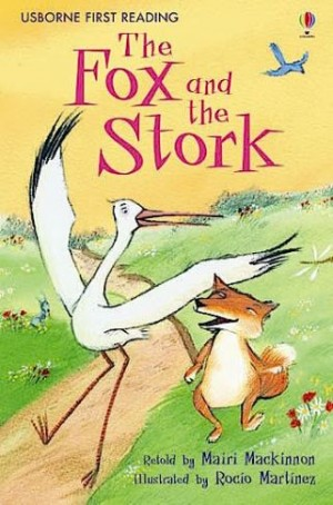 C-FOX AND THE STORK (USB FIRST READING)