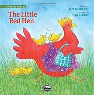 C-THE LITTLE RED HEN