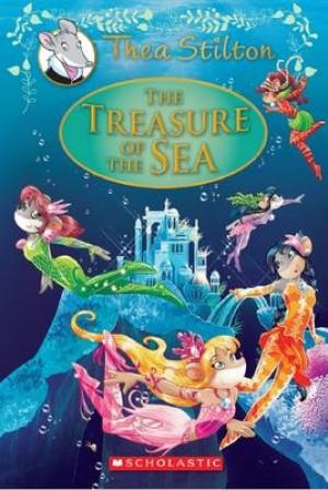 Thea Stilton Special Edition #5: Treasure of the Sea