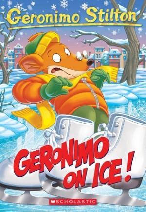 GS 71: GERONIMO STILTON ON ICE!