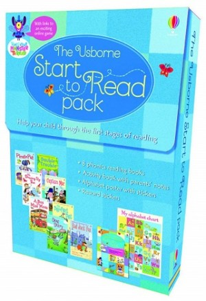 C-USBORNE: START TO READ PACK
