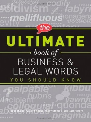 GO-ULTIMATE BOOK OF BUSINESS & LEGAL WOR
