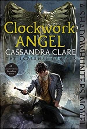 INFERNALD01 CLOCKWORK ANGEL
