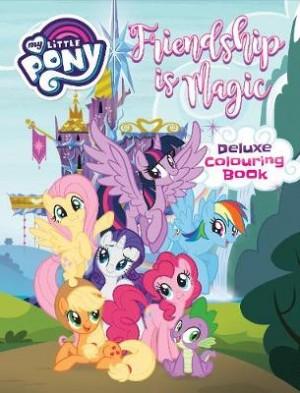 My Little Pony Friendhip Is Magic Colour
