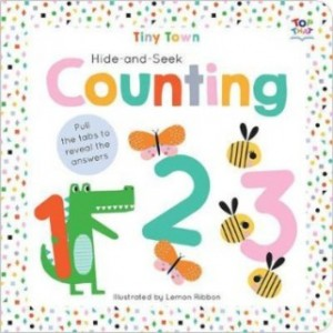 P-TINY TOWN HIDE AND SEEK - COUNTING