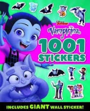 Disney Junior Vampirina 1001 Stickers