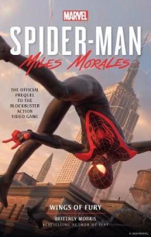 Marvel'S Spider-Man: Miles Morales: Wings Of Fury